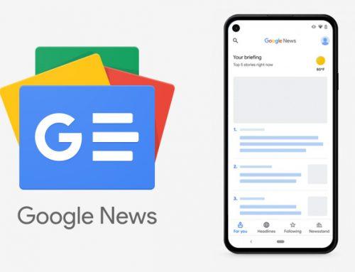 Cara Masuk Google News